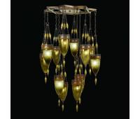 Подвесной светильник  Fine Art Lamps 718540-1ST  Сатинированная бронза (пр-во США)