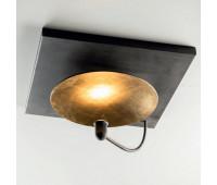 Потолочный светильник  Robers DE 2638  Серо-черный (пр-во Германия)