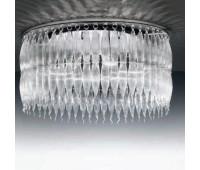 Потолочный светильник Metal Lux 207.390.01  Хром,прозрачный (пр-во Италия)