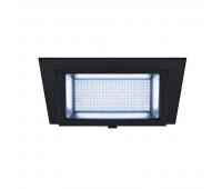ALAMEA LED 36W светильник встраиваемый 1000мА с LED 36Вт, 4000К, 3800лм, черный SLV 1000790  (пр-во Германия)
