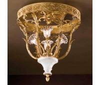 Потолочная люстра  Gallo IM 834  Золото (пр-во Италия)
