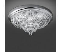 Потолочный светильник Italamp 206/PL  Хром (пр-во Италия)