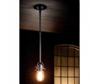 Подвесной светильник Robers HL2620  Черно-серый (пр-во Германия)