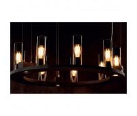 Подвесной светильник Robers HL 2636  Серо-черный (пр-во Германия)