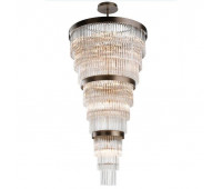 Потолочный светильник Luxury IL Paralume Marina Chandeliers 2215  Полированная латунь (пр-во Италия)