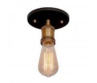 Потолочный светильник  Loft IT LOFT3103C  Чёрный матовый, бронза (пр-во Испания)
