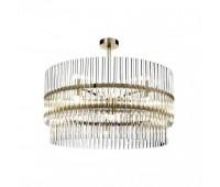Потолочный светильник Luxury IL Paralume Marina Chandeliers 2210CH24  Золото (пр-во Италия)
