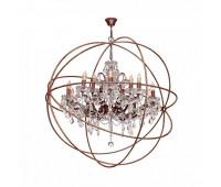 Подвесной светильник Loft IT LOFT1897/15  Состаренный коричневый,прозрачный (пр-во Испания)