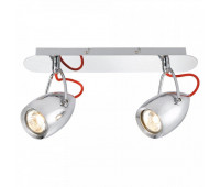 Cпот   Arte Lamp A4005AP-2CC  Хром (пр-во Италия)