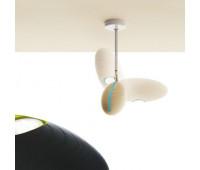 Настенно-потолочный светильник Venise  Facon de Venice (Light4) PEANUT AP/PL 30 DOWN  Белый (пр-во Италия)
