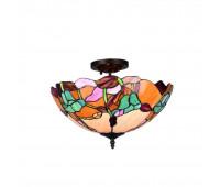 Потолочный светильник Omnilux OML-80907-03  Темно-коричневый (пр-во Китай)