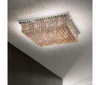 Потолочный светильник Masiero Aurea 55 PL6 G04 VI-AM  Хром (пр-во Италия)