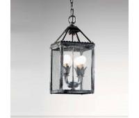 Подвесной светильник  Passeri  L. 8220/4 Dec.101  Темно-серый (пр-во Италия)