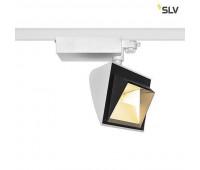 3Ph, MERADO FLOOD светильник 40Вт с LED 4000K, 3000лм, 115°, белый SLV 1001474  (пр-во Германия)