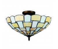 Потолочный светильник Omnilux OML-80107-03  Темно-коричневый (пр-во Китай)