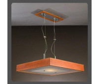 Подвесной светильник La Lampada L 120/G.50 Cherry  Дерево (пр-во Италия)