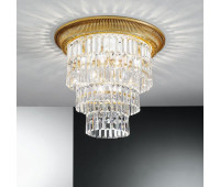 Потолочный светильник Kolarz 0346.14L.15  Французкое золото (пр-во Австрия)