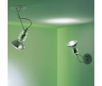 Настенно-потолочный светильник  Ingo Maurer Spock 1720000  Прозрачный (пр-во Германия)