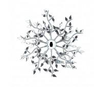 Люстра Ideal Lux Spring PL5 Fume'  Дымчатый (пр-во Италия)