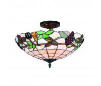 Потолочный светильник Omnilux OML-80307-03  Темно-коричневый (пр-во Китай)