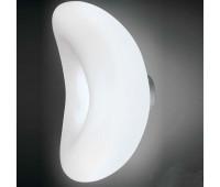 Настенно-потолочный светильник IDL 9011/1 satin white  Никель (пр-во Италия)