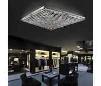 Потолочный светильник Masiero VE 809 LED RGB  Хром (пр-во Италия)
