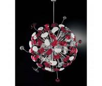 Подвесной светильник De Majo COSMOSPORA K47  Хром (пр-во Италия)