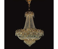 Люстра  Salvilamp 2994/41 gold blaсk asf  Золото (пр-во Испания)