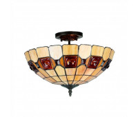 Потолочный светильник Omnilux OML-80507-03  Темно-коричневый (пр-во Китай)