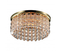 Встраиваемый светильник  Novotech 369442  Золото (пр-во Венгрия)