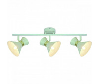 Спот  Arte Lamp A1406PL-3WG BALTIMORE  Бело-золотой (пр-во Италия)