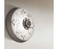 Настенно-потолочный светильник  Facon de Venice (Light4) DRILL AP/PL 40  Сталь, белый (пр-во Италия)
