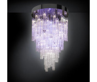 Потолочный светильник  VG New Trend 7511627.00  Хром, прозрачный (пр-во Италия)