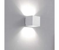 Настенно-потолочный светильник  Icone Luce CUBÒ1.5 BL  Белый (пр-во Италия)