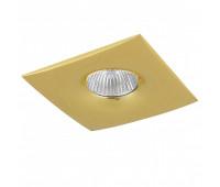 010032 Светильник LEVIGO Q  MR16/HP16 ЗОЛОТО (в комплекте) Lightstar 010032  Золото (пр-во Италия)