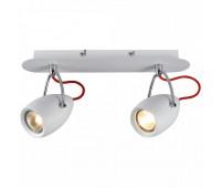 Cпот   Arte Lamp A4005AP-2WH  Белый (пр-во Италия)