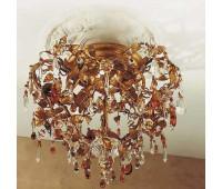 Потолочная люстра  Gallo M 448/3  Золото (пр-во Италия)