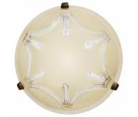 Настенно-потолочный светильник  Arte Lamp A4330PL-2AB  Бронзовый (пр-во Италия)