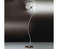 Торшер IDL 9015/1P crystal  Хром (пр-во Италия)