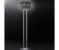 Торшер IDL 359/4P Grey  Хром (пр-во Италия)