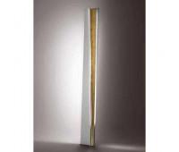 Торшер  Icone Luce Reverse DIM BL+FO  Белый, золотое фольгирование (пр-во Италия)