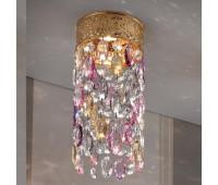 Накладной светильник Masiero VE 1107 MC  Золотой (пр-во Италия)