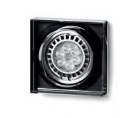 Точечный светильник  Voltolina(Classic Light) 360 fumé  Темно-серый (пр-во Италия)