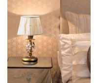 Настольная лампа Renzo Del Ventisette LSP 13323/1 DEC. 041  Античное золото (пр-во Италия)
