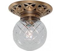 Накладной светильник  Berliner Messinglampen d115-115klb  Бронза (пр-во Германия)