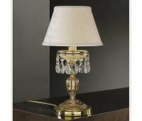 Лампа настольная Reccagni Angelo P 6523 P  Французское золото (пр-во Италия)