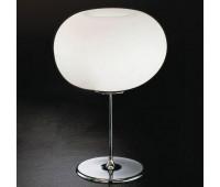 Лампа настольная IDL 9015/1TLM satin white  Хром (пр-во Италия)