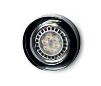 Точечный светильник   Voltolina(Classic Light) 430 fumé  Темно-серый (пр-во Италия)