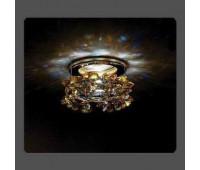 Точечный светильник Kantarel CD 003.3.7/1AB  Золотой (пр-во Россия)
