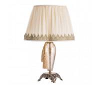 Светильник настольный Arte Lamp 5127/21 TL-1 AMBRA  Бронза и стекло коньячного цвета  (пр-во Италия)